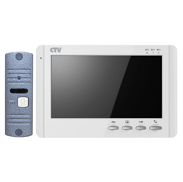 Видеодомофон CTV-DP1700M W