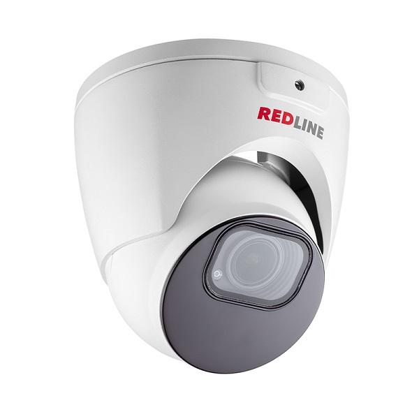 IP-видеокамера 5 Мп моторизированный объектив REDLINE RL-IP65P-S.FD-M