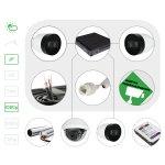 Комплект видеонаблюдения IP 1080p для улицы