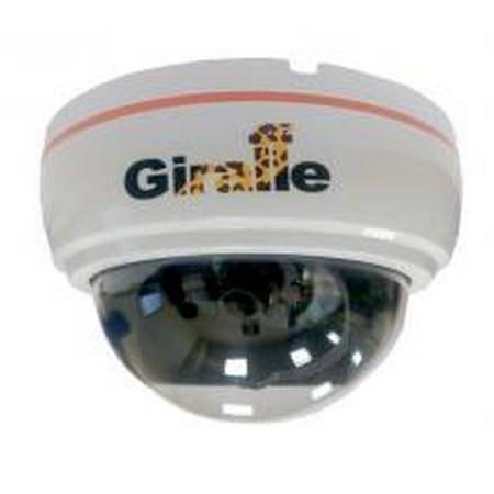 AHD видеокамера купольная Giraffe GF-D4423AHD