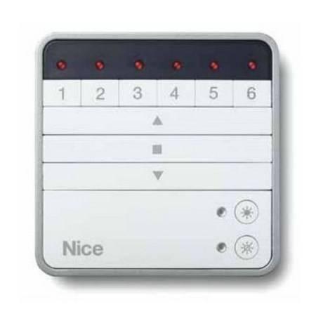 Пульт управления NICE W6S