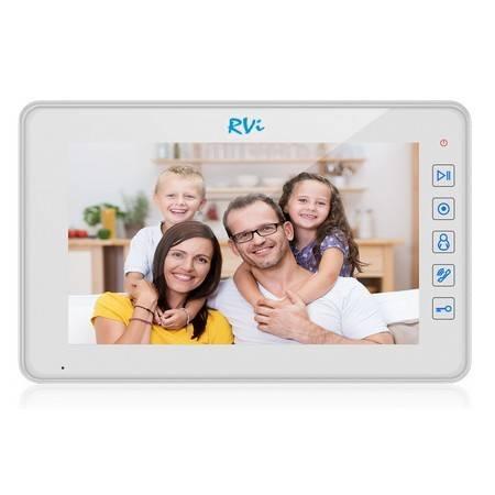Монитор видеодомофона RVi-VD7-22 (белый)