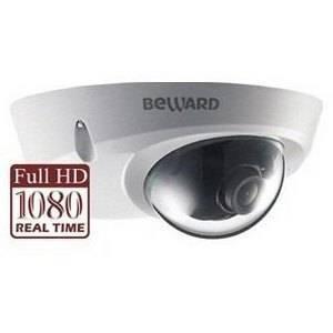 IP видеокамера купольная BEWARD BD4330DS