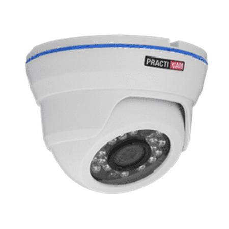 AHD видеокамера купольная PRACTICAM PT-AHD1080P-C-IR