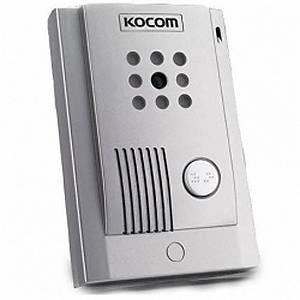 Панель вызывная антивандальная KOCOM KC-MC31