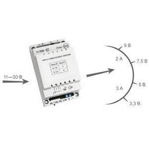 Преобразователь напряжения Бастион UPN-(11-30)DC/(3-9)DC-15VA DIN