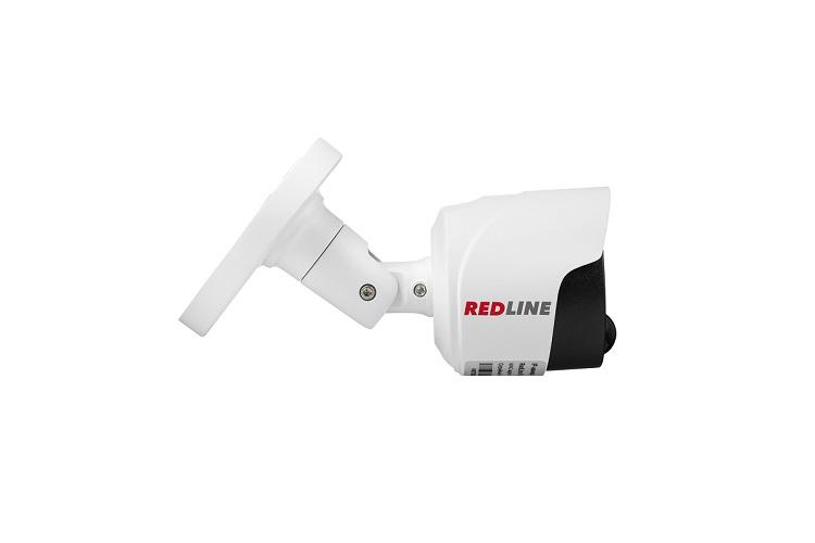 IP-видеокамера уличная REDLINE RL-IP12P-S.alert с функцией отпугивания