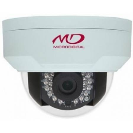 IP-видеокамера антивандальная MICRODIGITAL MDC-M8040FTD-30