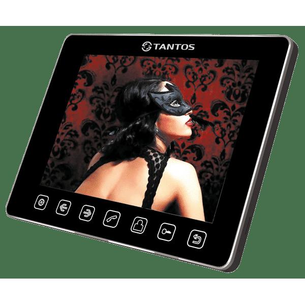 Монитор видеодомофона TANTOS Tango, черный