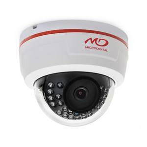 AHD видеокамера купольная MICRODIGITAL MDC-AH7290FTN-24