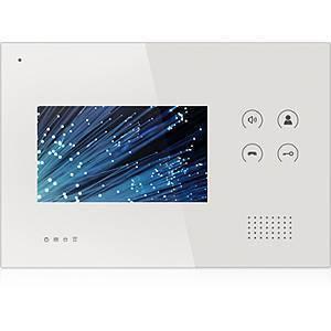 Монитор видеодомофона basIP AG-04 White
