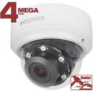 IP видеокамера купольная BEWARD BD4680DV
