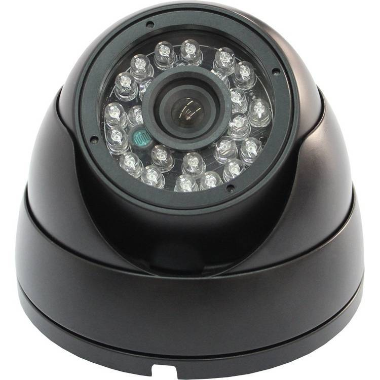 Видеокамера антивандальная VIZIT ODS-701-3.6