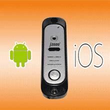 IP вызывная панель с функцией видеозвонка на смартфон