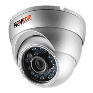 AHD видеокамера антивандальная NOVICAM AC12W