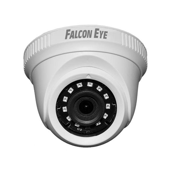 MHD-видеокамера купольная FALCON EYE FE-MHD-DP2e-20