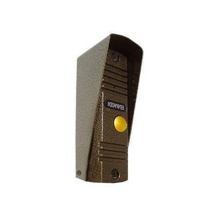 Блок вызова KENWEI KW-139MCS-600TVL PAL (медь)
