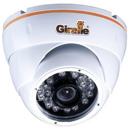 AHD видеокамера антивандальная Giraffe GF-VIR4306AHD2.0