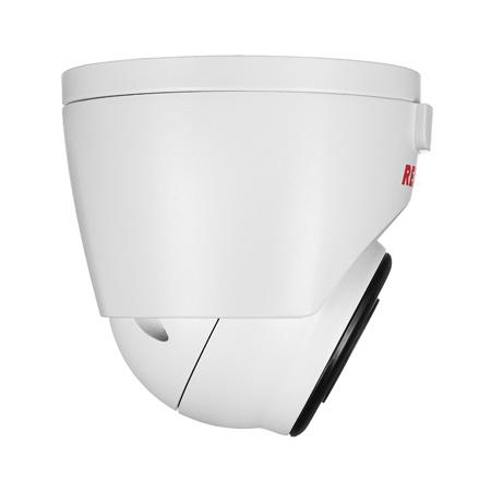 AHD-видеокамера купольная 2 Мп REDLINE RL-AHD1080P-MC