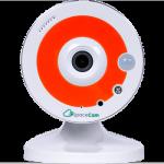 IP видеокамера фиксированная SpaceCam F1 Orange