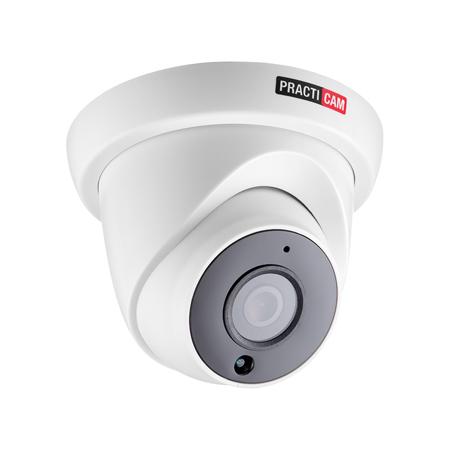 MHD-видеокамера купольная для помещений PRACTICAM PT-MHD1080P-C-IR.2