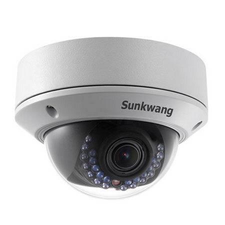 IP-видеокамера антивандальная SUNKWANG SK-NM831
