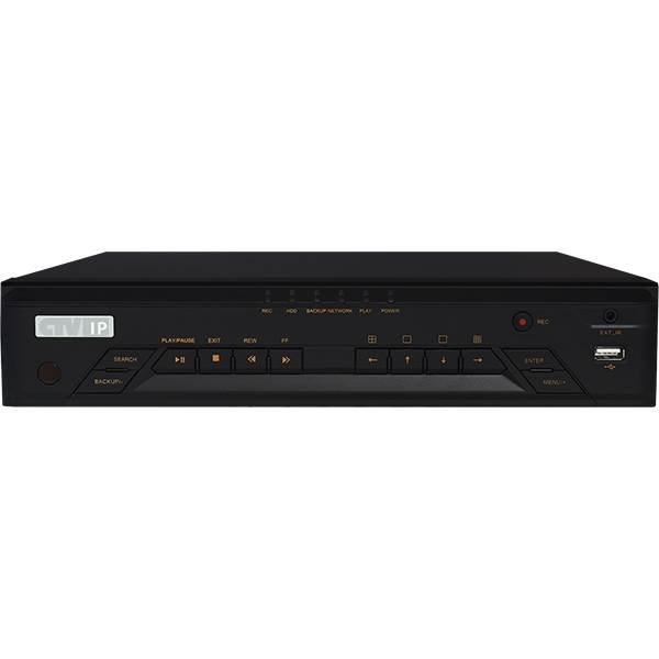 IP видеорегистратор 8-канальный CTV-IPR1208 POE