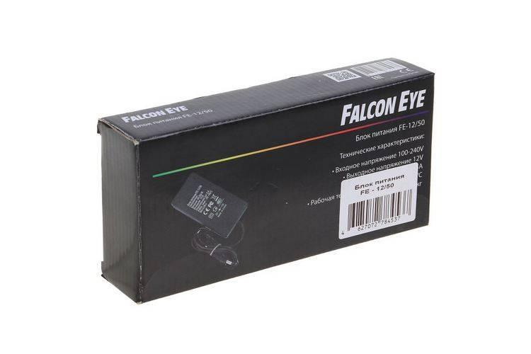 Блок питания FALCON EYE FE-12/50