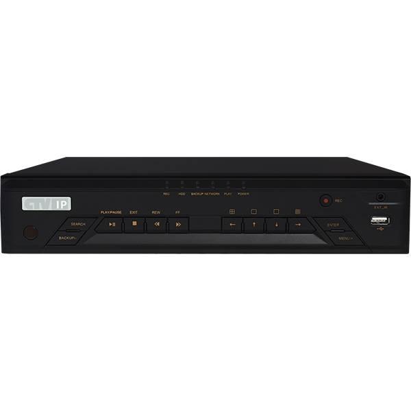 IP видеорегистратор 4-канальный CTV-IPR1204 POE