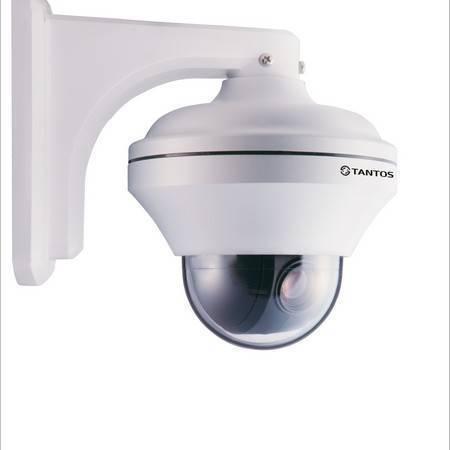 IP-видеокамера поворотная TANTOS TSi-SD211Z10