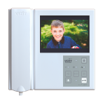 Монитор видеодомофона двухканальный VIZIT-M405D5