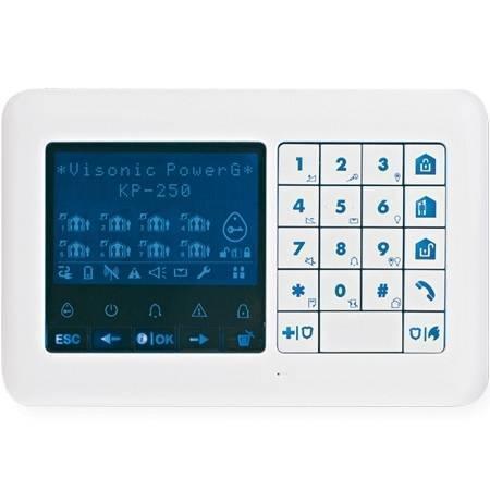 Клавиатура VISONIC KP-250 PG2