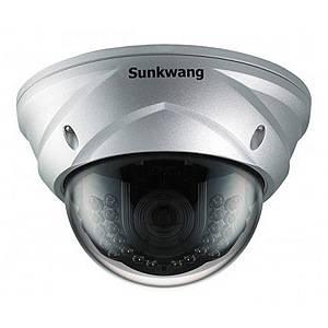 Видеокамера антивандальная SUNKWANG SK-V251IRD/M846AI (2.8-12.0) EDN