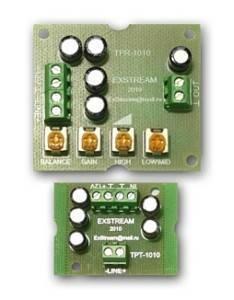 Комплект EXSTREAM TP1010 для передачи видео по витой паре