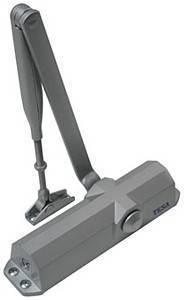 Доводчик TESA CT1800, цвет серебро