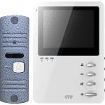 Видеодомофон CTV-DP1400M W