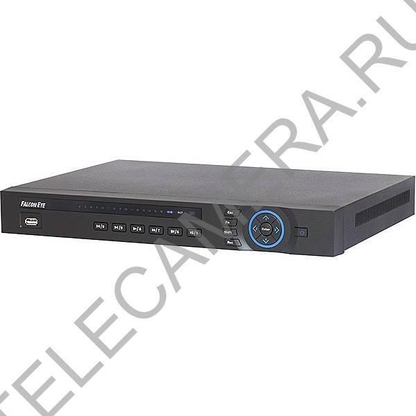 IP-видеорегистратор 8-канальный FALCON EYE FE-3208N-8Poe