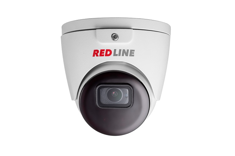 IP-видеокамера 5 Мп купольная REDLINE RL-IP25P-S.FD