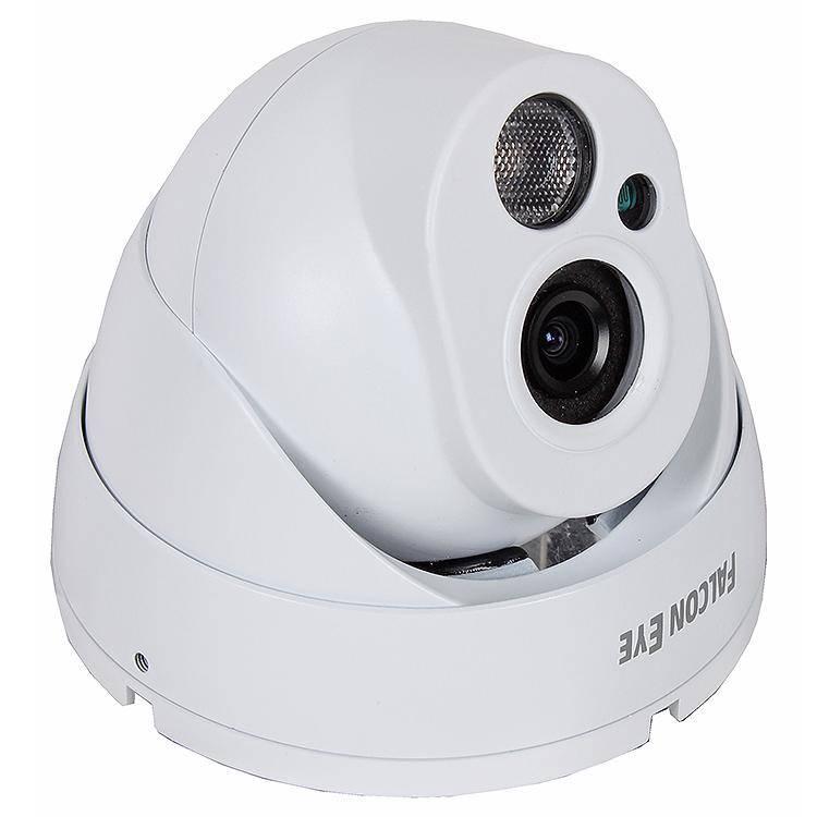 IP-видеокамера купольная FALCON EYE FE-IPC-DL200P