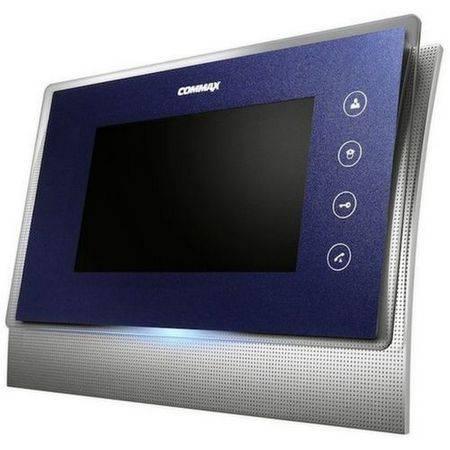 Монитор видеодомофона Commax CDV-70UM темно-синий