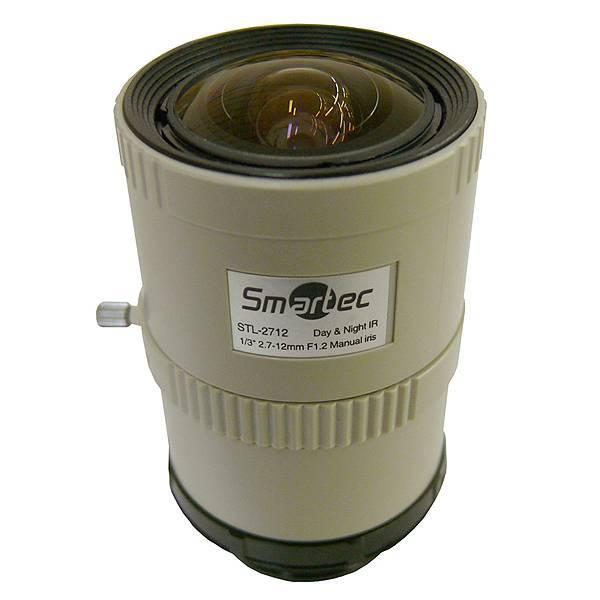 Объектив вариофокальный SMARTEC STL-2712