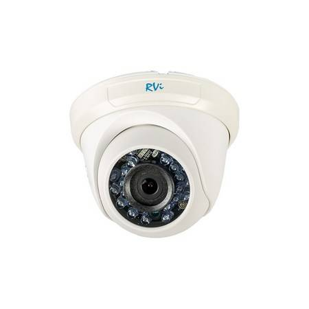 HD-TVI видеокамера купольная RVi-HDC311B-AТ (2.8 мм)