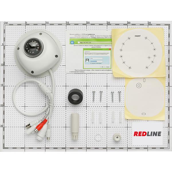 IP-видеокамера REDLINE RL-IP32P-S