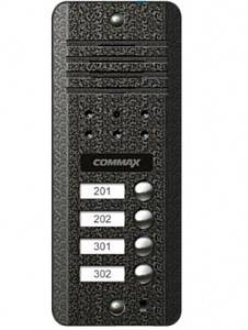 Блок вызова видеодомофона Commax DRC-4DC PAL медь