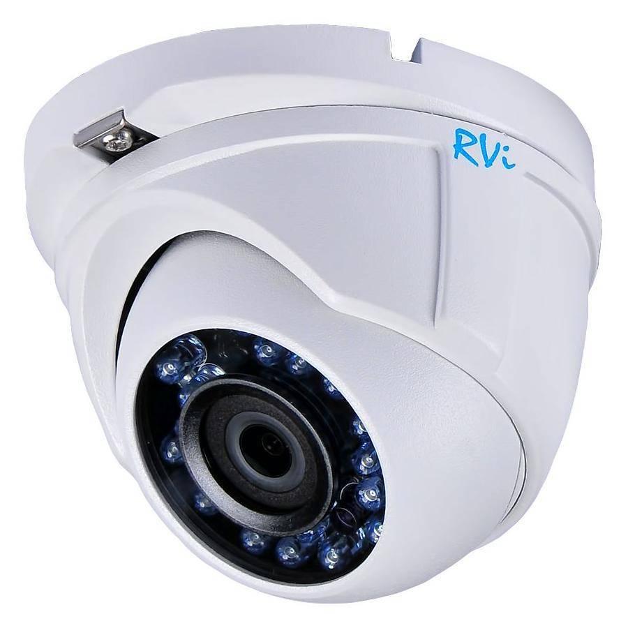 HD-TVI видеокамера купольная RVi-HDC311VB-AТ (2.8 мм)