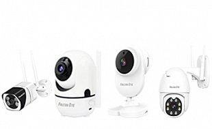 Новые Wi-Fi-видеокамеры от FALCON EYE