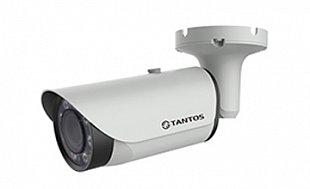 Новинки июля: уличные цилиндрические IP-видеокамеры TANTOS