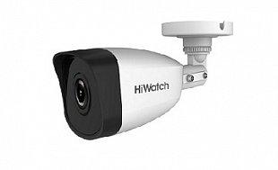 HIWATCH ECOLINE: доступное видеонаблюдение