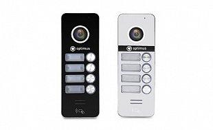 Мониторы видеодомофонов и вызывные панели: новинки