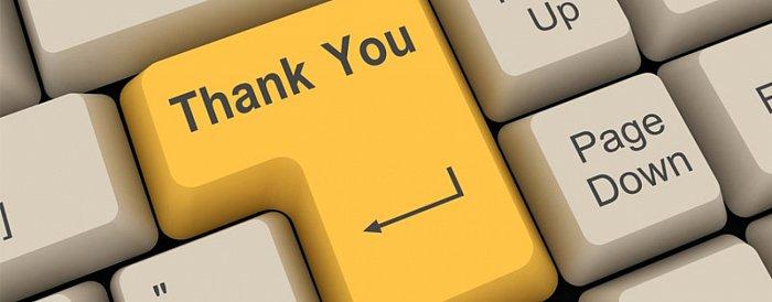 Благодарность от «В Контакте» и другие новости